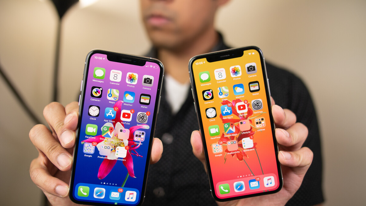 Future iPhones could carry next-gen display tech developed by Foxconn
