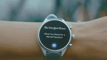 Google adds Tiles to Wear OS allowing you to swipe for useful information