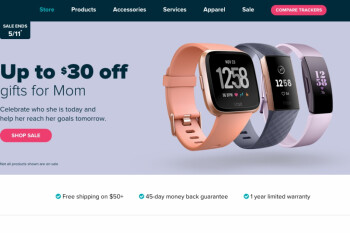 These popular Fitbit devices can be your perfect Mother's Day gift at a nice discount