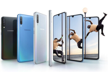 Samsung to bring three Galaxy A series phones to the US