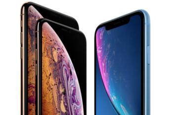 Apple shares soar despite 17% drop in iPhone revenue