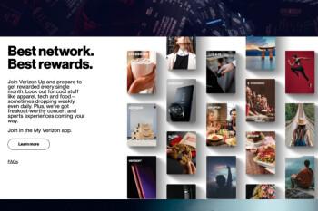 Verizon Up rewards program levels up to better compete against T-Mobile Tuesdays
