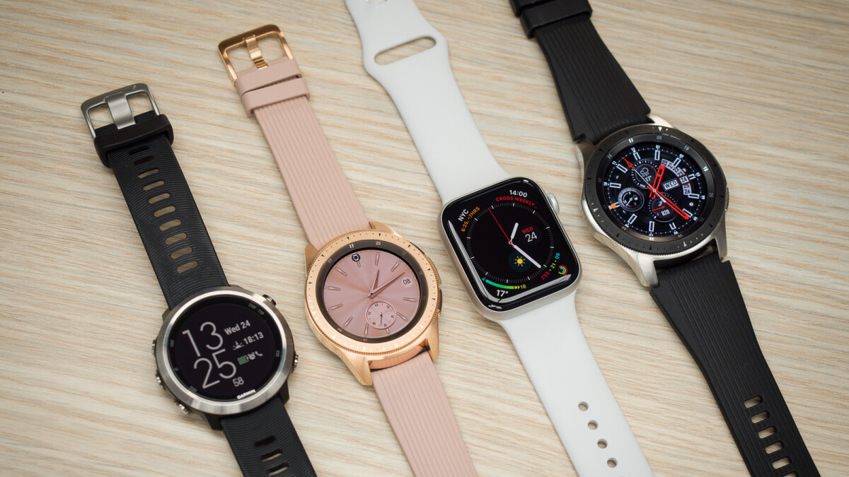 The Apple Watch accounted for 1 in 3 smartwatch sales last quarter