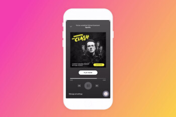 Spotify starts testing voice ads on Android and iOS devices in the US