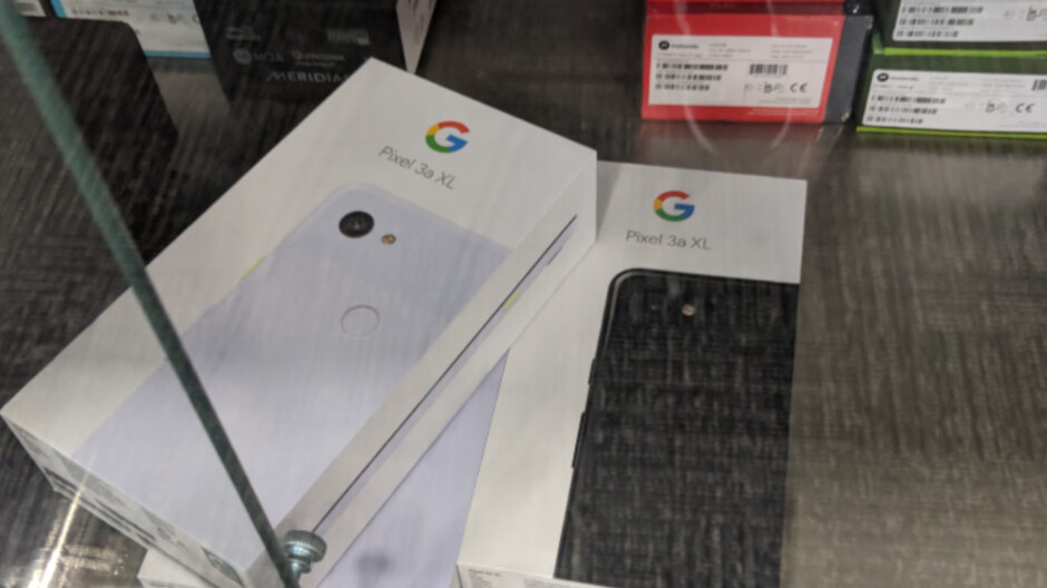 Best Buy jumps the gun on the Google Pixel 3a XL