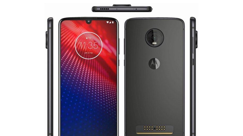 Motorola Moto Z4 leak reveals price, corroborates specs & features