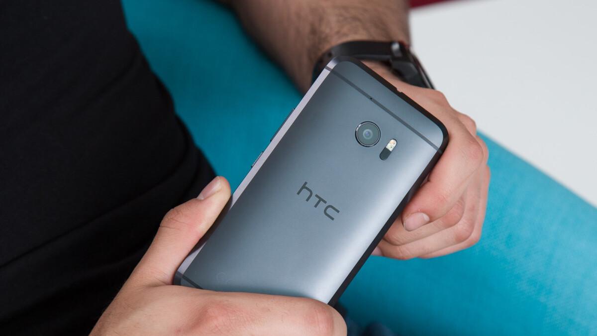 HTC's April revenue figures prove its resurgence was short-lived