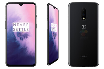 Take a look at the cheaper OnePlus 7 in all its glory