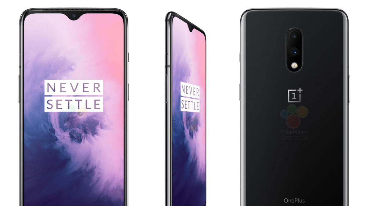 OnePlus 7 Pro fully revealed in latest leaked renders