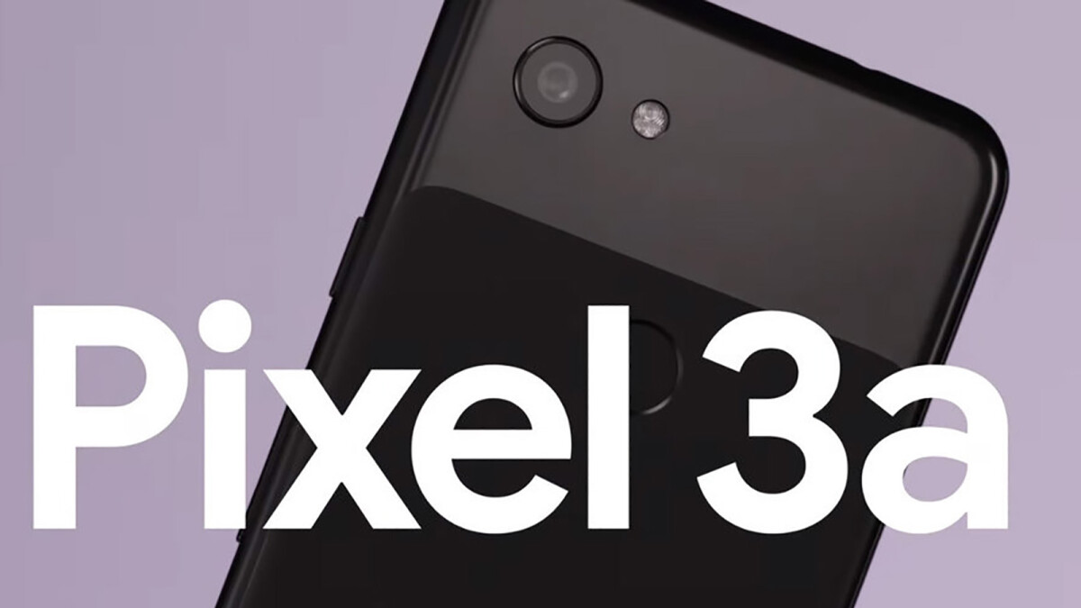 Google officially unveils its brand new Pixel 3a lineup