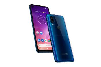 Motorola One Vision leak reveals new color option