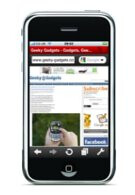 Opera Mini for the iPhone was downloaded more than 2.6 million times in April