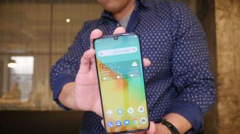 ZTE Axon 10 Pro hands-on: A potential OnePlus killer