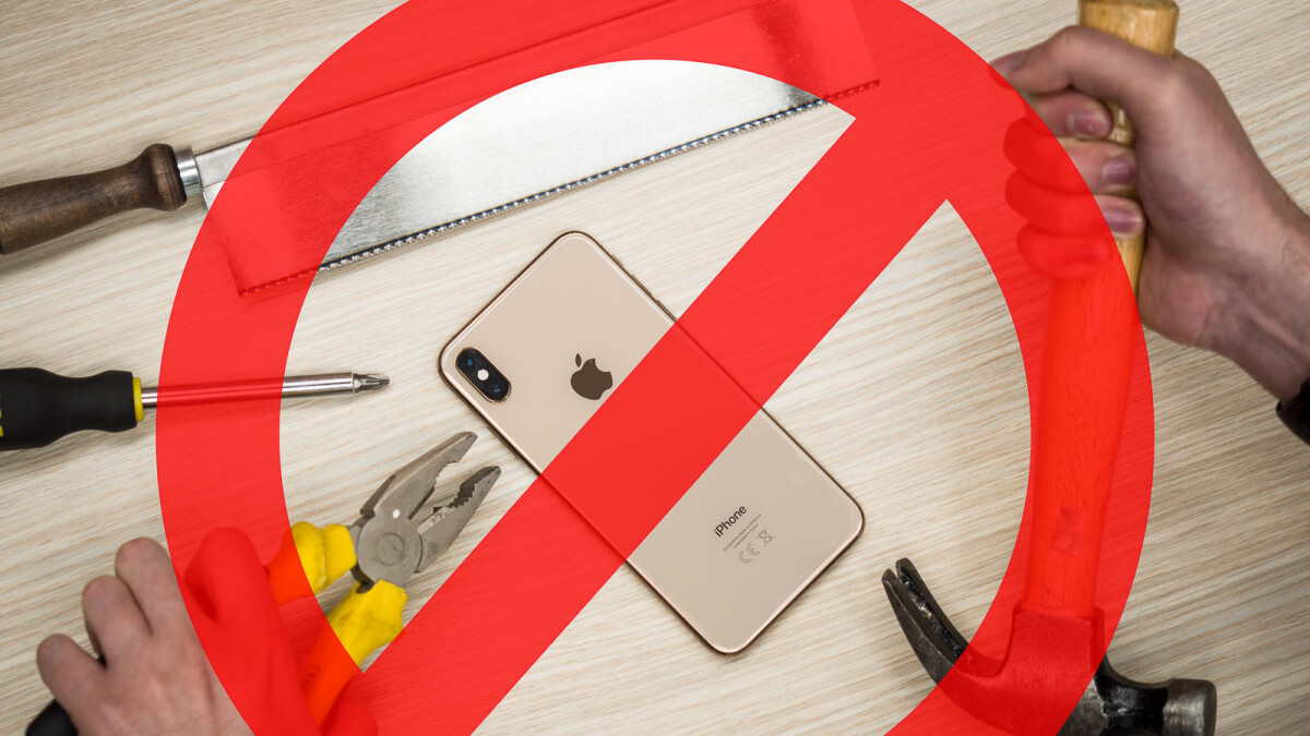 Apple's repair policy is a far cry from its customer-first philosophy