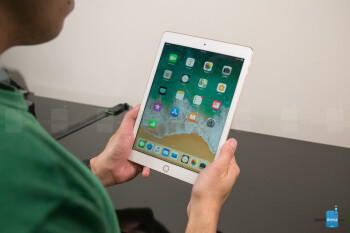 Walmart saves you up to 25% on the 32GB and 128GB Apple iPad (2018)