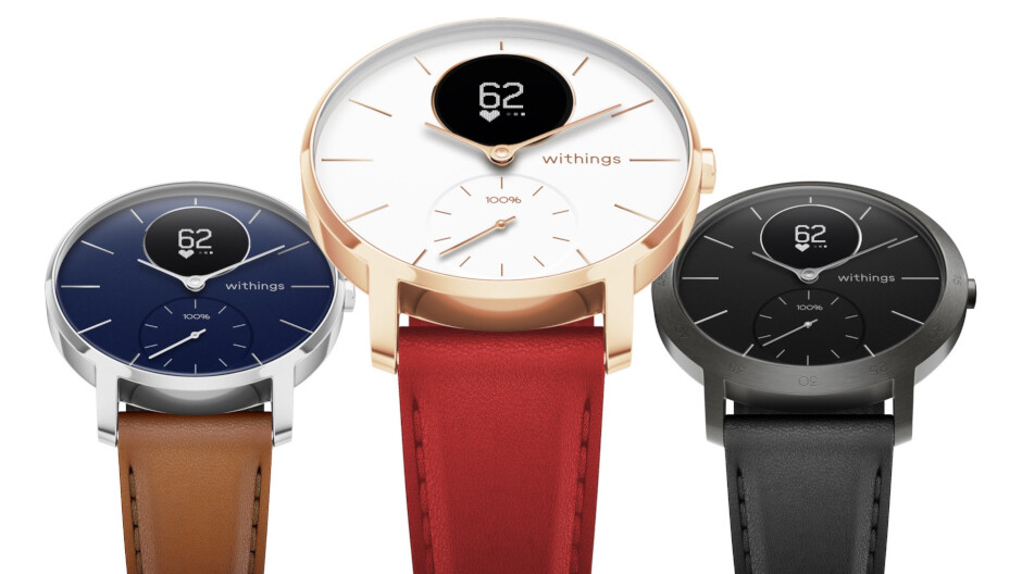 Withings launches exquisite Steel HR Sapphire Signature hybrid smartwatches