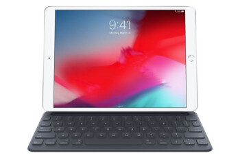 Apple's first-gen Smart Keyboard is half off at Target for both 10.5 and 12.9-inch iPads