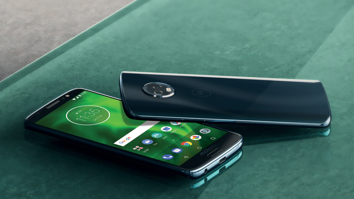 Deal: Buy a Motorola Moto G6, get an extra G6 for free
