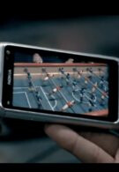 Foosball promo video for the Nokia N8 comes out of the shadows