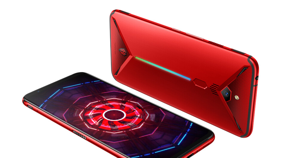 The ultimate Red Magic 3 gaming smartphone launched in the US for less than $500
