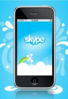Skype-to-Skype free calling on the iPhone has been extended until the end of 2010