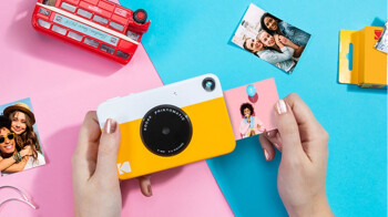 Giveaway! The awesome Kodak Printomatic camera will print your photos instantly