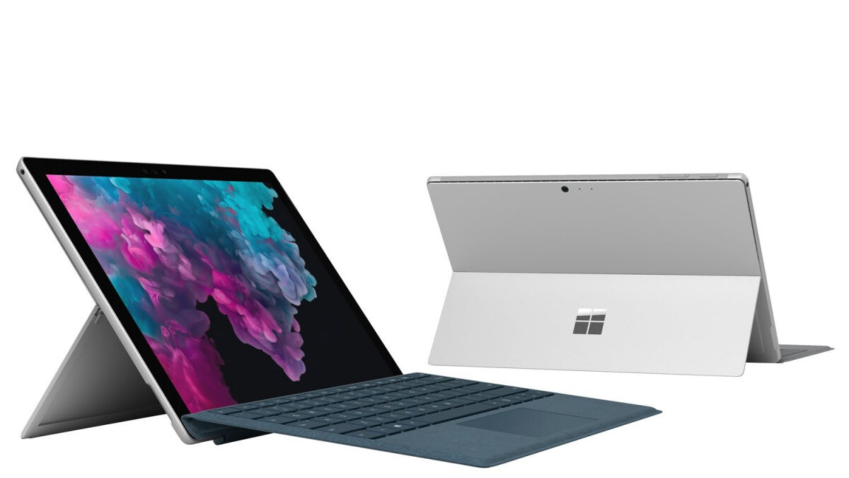 Microsoft is prepping a new Surface Pro 6 variant for heavy multitaskers on a budget
