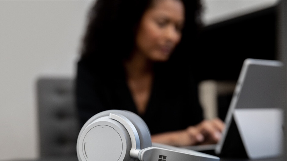 Microsoft Surface Headphones with Cortana and noise cancellation go $100 off list to $250