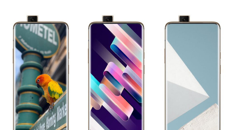 T-Mobile promotes the OnePlus 7 Pro using an Apple iPhone