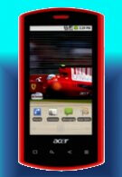 Acer Liquid E Ferrari Edition races its way to being an exclusive Android smartphone