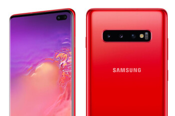 Hot new color for the Galaxy S10 leaked! Here's hoping we actually get to buy it...