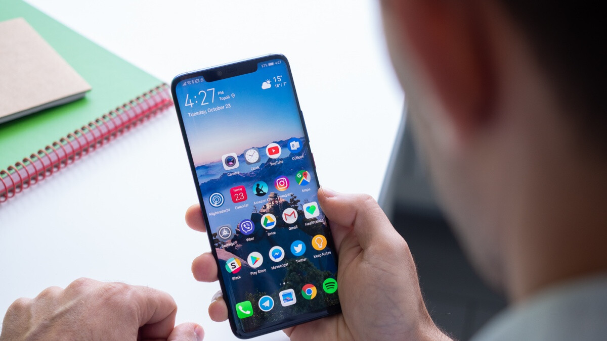 Android Q beta removal could spell trouble for Huawei Mate 20 Pro