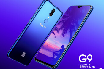 BLU G9 launched in the US, offers killer features for less than $150