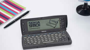 21 years ago, this was the smartphone of the future – and I just bought one