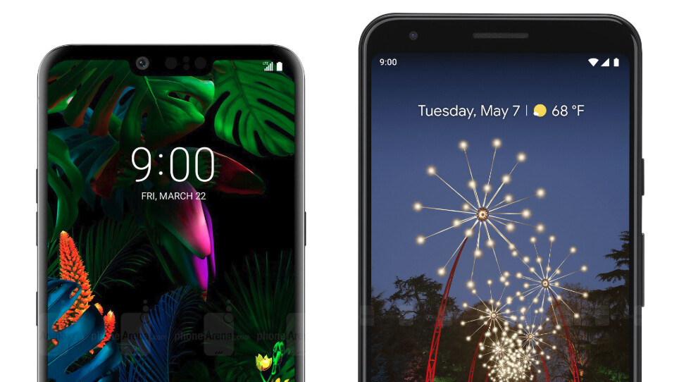 What would you buy: LG G8 or Google Pixel 3a XL?