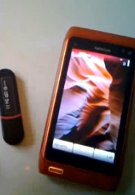 Nokia N8 can now read flash media on the go