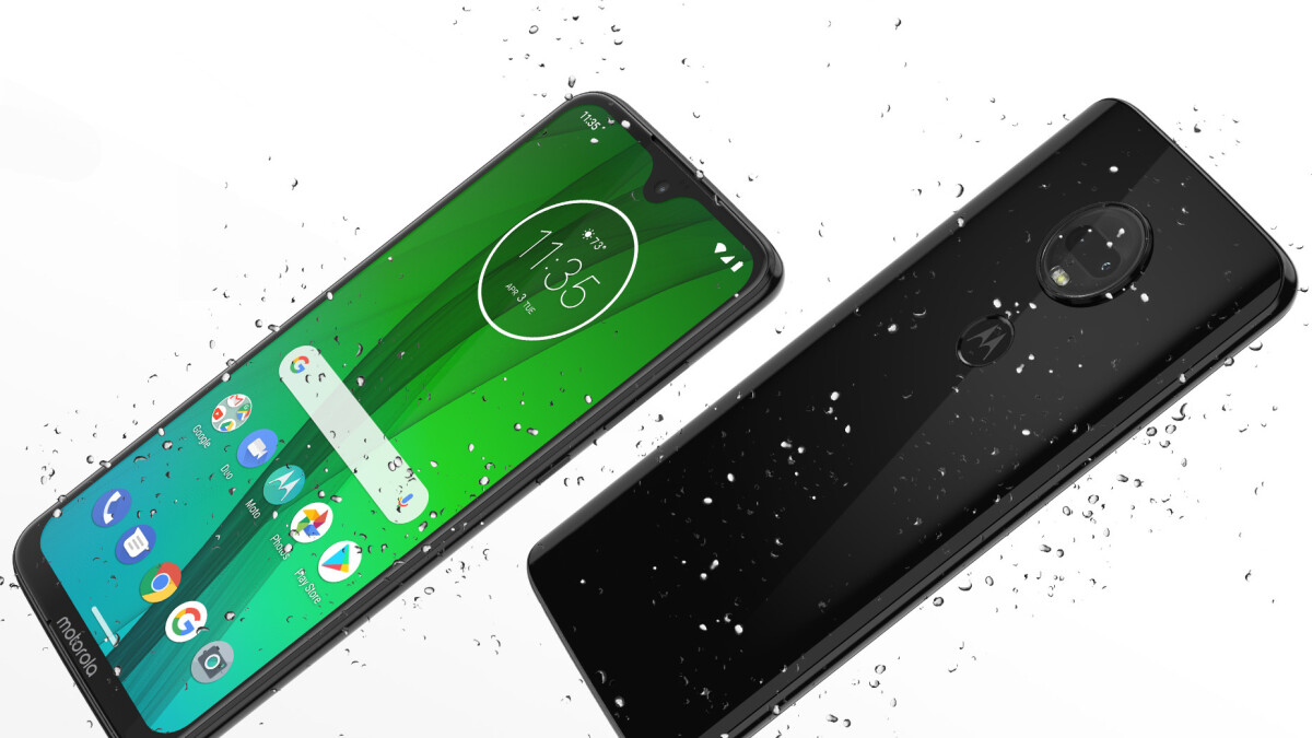 Motorola Moto G7 hits lowest price yet at Best Buy (Sprint, Verizon, and AT&T only)