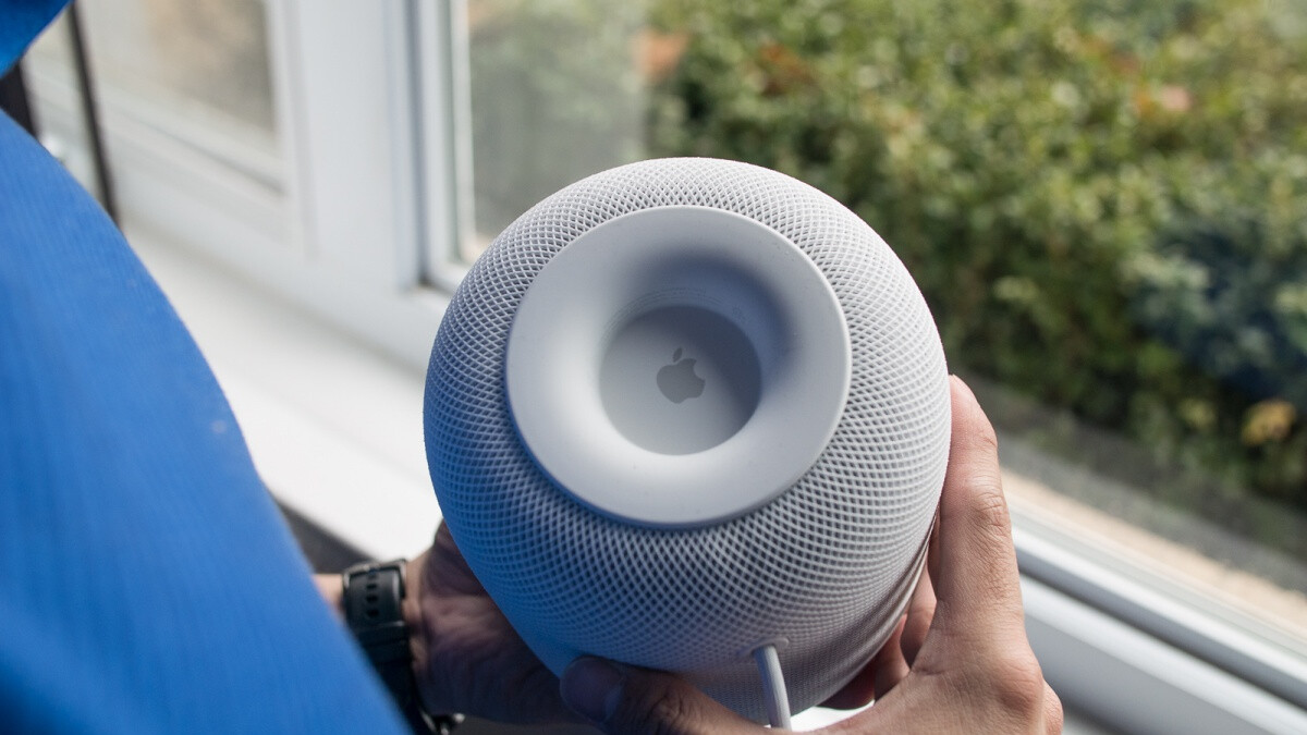 Apple's premium HomePod smart speaker is down to its lowest ever price again