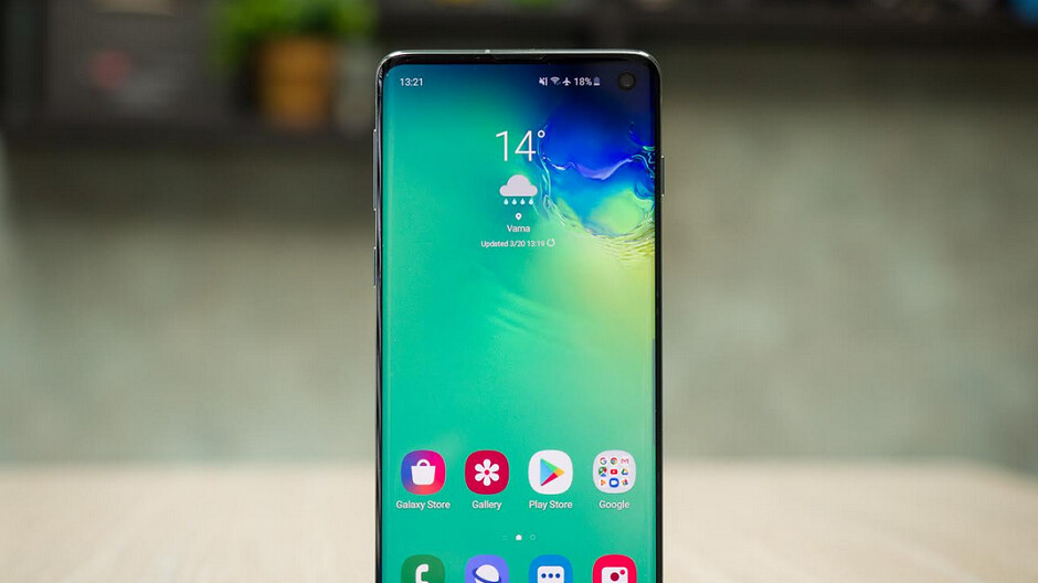Samsung teams with Disney and Pixar to hide the punch-hole on the Galaxy S10