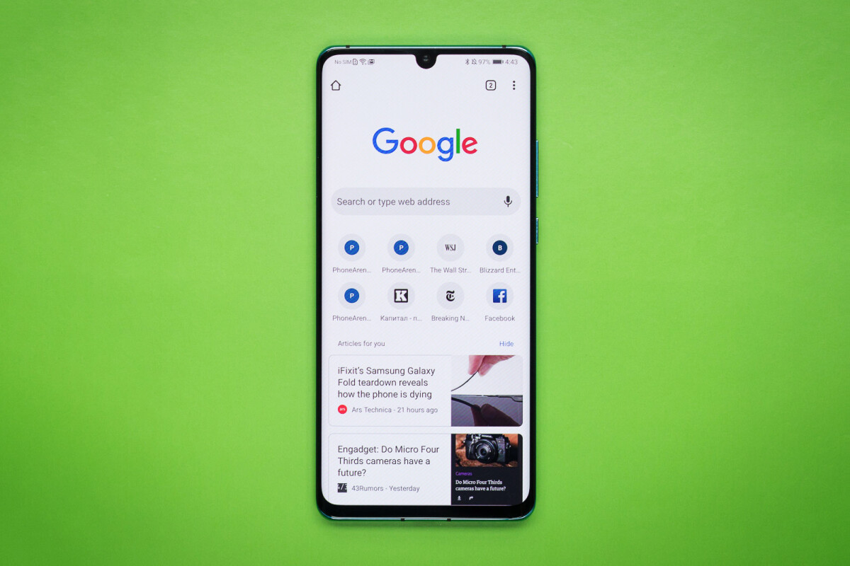 Image result for CHROME IN ANDROID