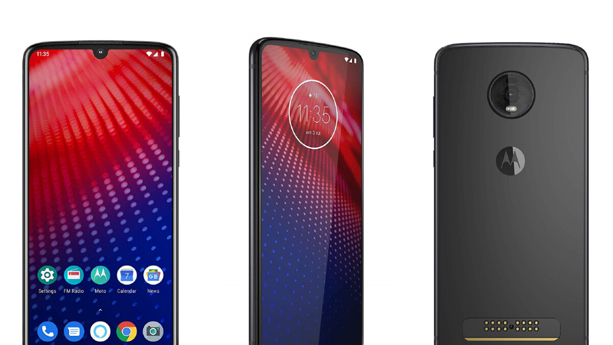 The Motorola Moto Z4 is already available on Amazon: price, specs, features