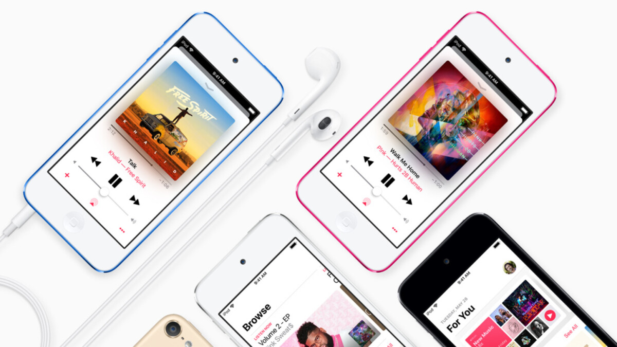 Apple introduces new iPod Touch with updated processor, extra storage