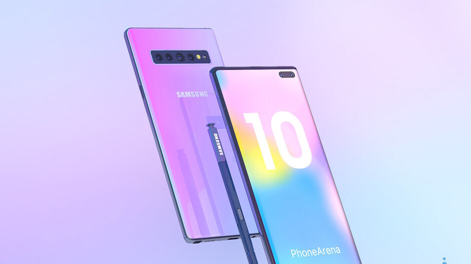 Samsung's announcement hints at 100W fast charging for the Galaxy Note 10