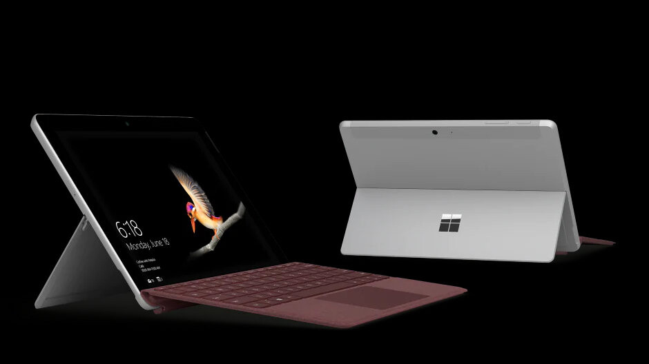 Deal: Save over $100 on a Microsoft Surface Go tablet with Type Cover