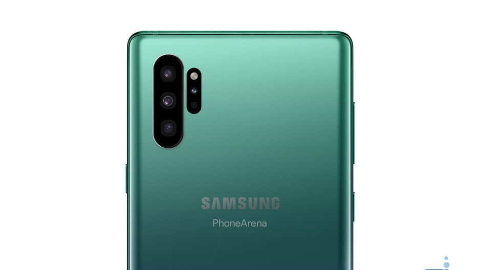 Samsung to skip Galaxy Note 10 camera upgrades, save tech for Galaxy S11