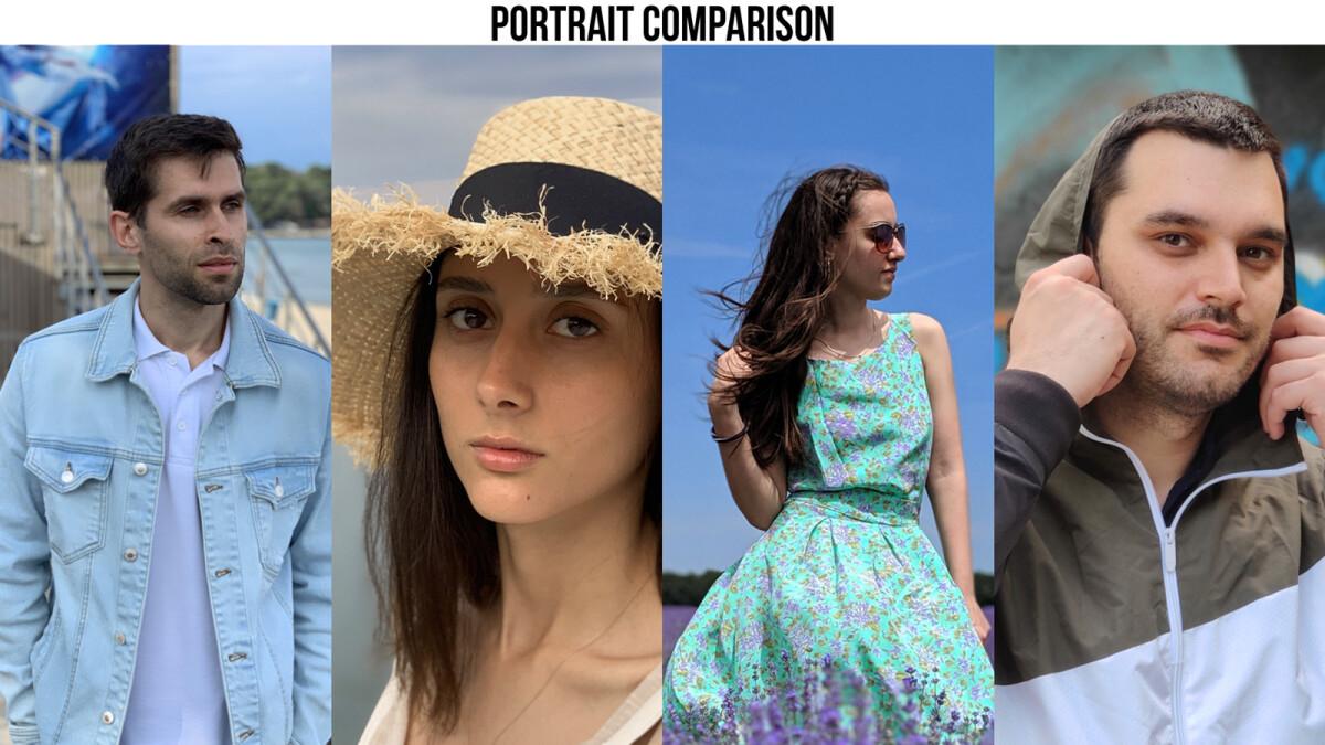 Portrait comparison: OnePlus 7 Pro vs iPhone XS Max vs Google Pixel 3 vs  Galaxy S10+ - PhoneArena