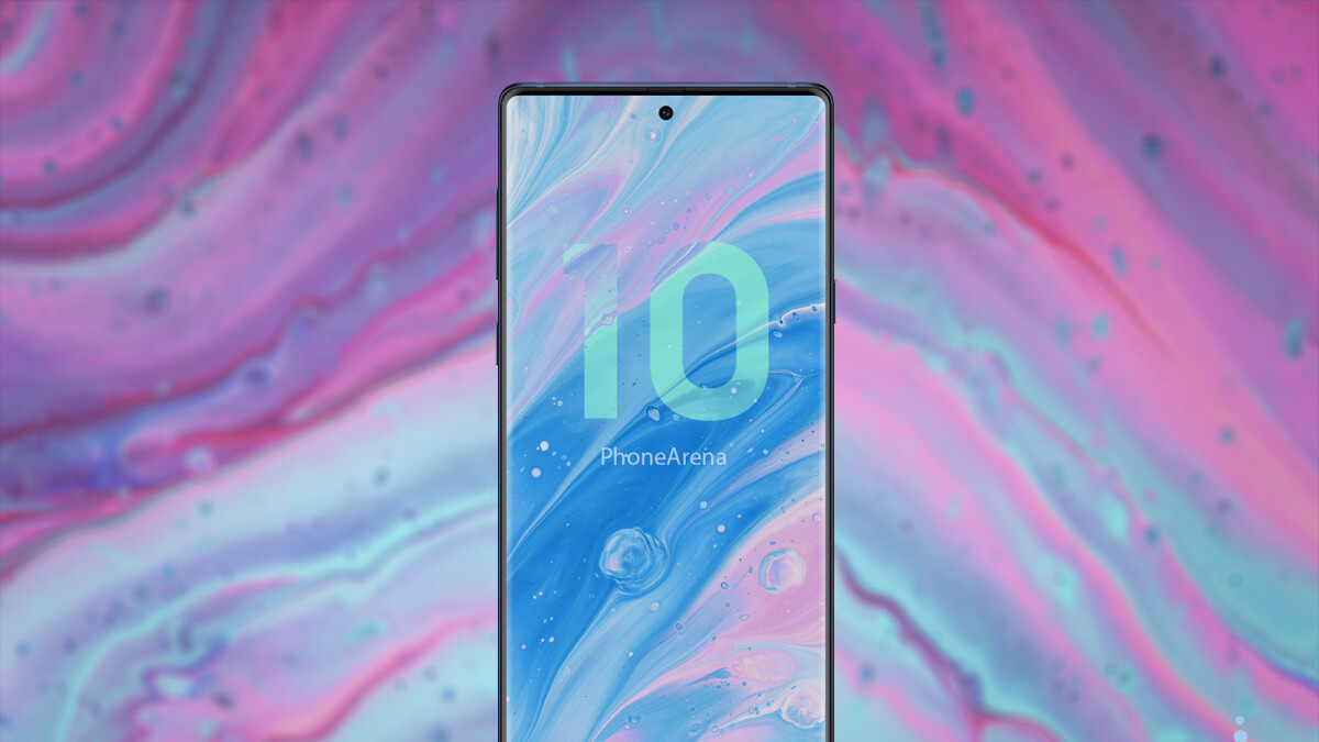 The standard Galaxy Note 10 may actually resemble a Note 10e
