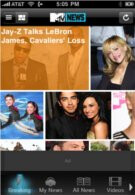 MTV News for the iPhone keeps you up to speed with culture