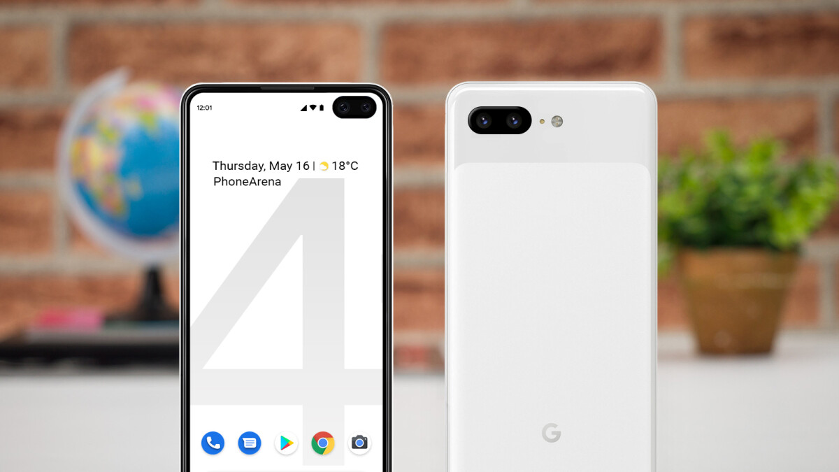 This Google Pixel 4 leak just solidified two big design details