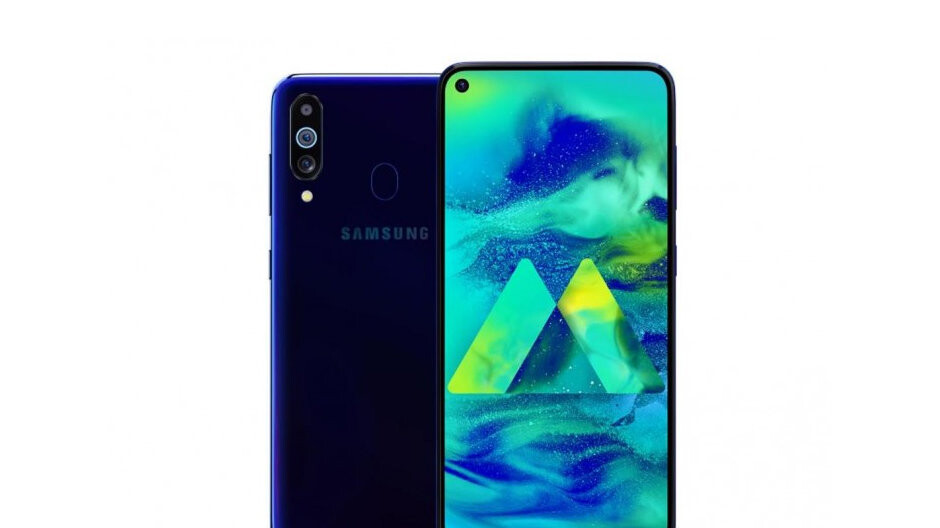 Samsung Galaxy M40 picture leaks ahead of the June 11 official reveal